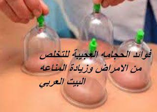 البيت العربي فوائد الحجامه العجيبة للتخلص من الامراض وزيادة الم Hand Soap Bottle Hand Soap Blog