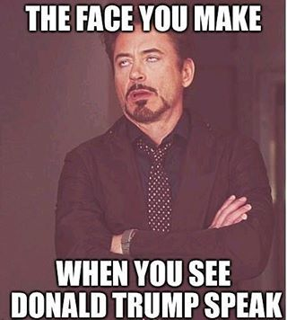 The Face You Make When See Donald Speak L2gtv Laugh2go Laugh2go Laugh2go Com Funny Pictures Memes Jokes Nursing Memes Robert Downey Jr Meme Nurse Humor