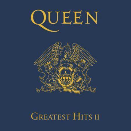 Queen Greatest Hits Ii Vinyl Walmart Com In 2020 Queen Albums Queen Album Covers Greatest Hits
