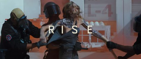The Coming Robot War Is Our Fault in Short Film 'Rise' created by David Karlak