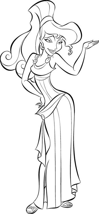Hercules coloring pages - Google-søgning | Coloring Pages ...