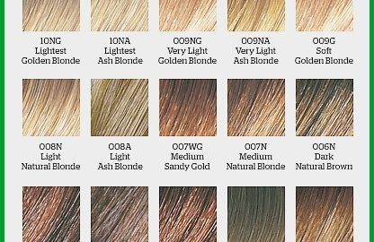 Ion Demi Permanent Hair Color One N Only Demi Permanent Hair Color