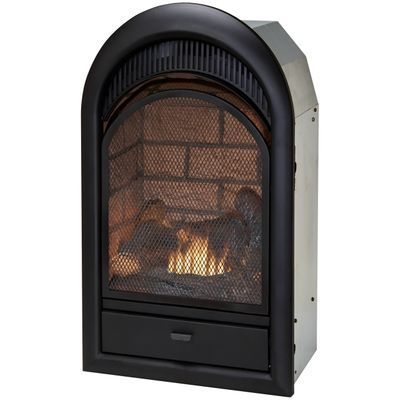 Duluth Forge 16 Inch Dual Fuel Vent Free Fireplace Insert