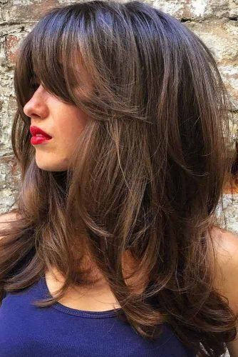 23 Lange Haare Mit Pony Styling Ideen 2019 Frisuren Frisurenflechten Frisurenhalblang Frisurenhochzei Lange Haare Haarschnitt Lange Haare Langhaarfrisuren