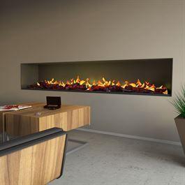 Muenkel Design Wall Fire Electronic Pro Opti Myst Elektrokamineinsatz Wandeinbau In 2020 Wandfeuer Wandgestaltung Elektrokamin
