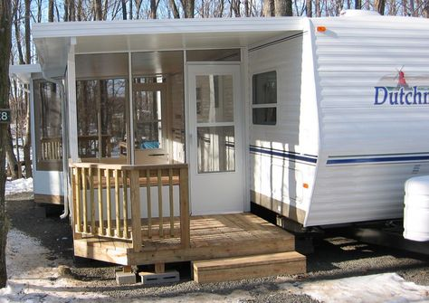 Rv Room Additions Machose Contracting Rvyardideas Porch For Camper Room Additions Add A Room