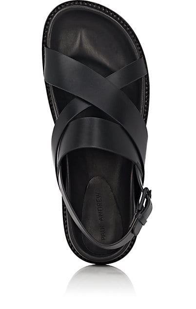Paul Andrew Joshua Leather Sandals