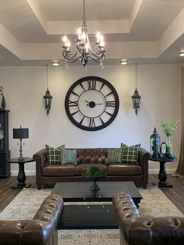 Oversized Paray 60 Wall Clock In 2020 Home Decor Home Clock