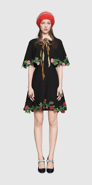 Gucci Look 8 - Women, Pre-fall 2016 Collection