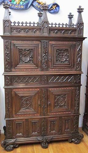 For Of Gothic Style Furniture, Gothic Style Furniture