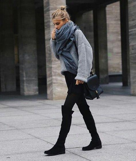 Hi Mädels, mein absolutes Must-Have in . Hi Mädels, mein absolutes Must-Have in diesem Winter: Wildleder Overknee-Stiefel. Hi girls, my Must-Have for this winter: Suede Overknee-Boots!