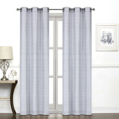 Regal Home Collections Inc York Light Filtering Grommet Top