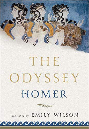 The Odyssey Paperback November 06 2018 Homer Odyssey Books
