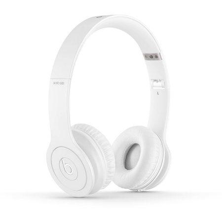 Electronics White Headphones Beats Solo Beats Solo Hd