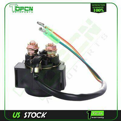 Ebay Advertisement Starter Relay Solenoid 21164 001 For Honda Cb Cl Cm Gl Trx 300 Trx 400 Atv New In 2020 Honda Cb Atv Electrical Components