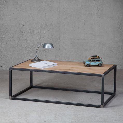 Tavolini Da Salotto Vintage.Tavolino Da Salotto Industrial Design Il Fascino Industrial Che