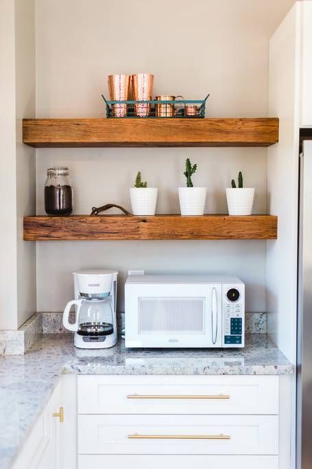 3 Simple Tips How To Make A Floating Shelf Powder Rooms Floating