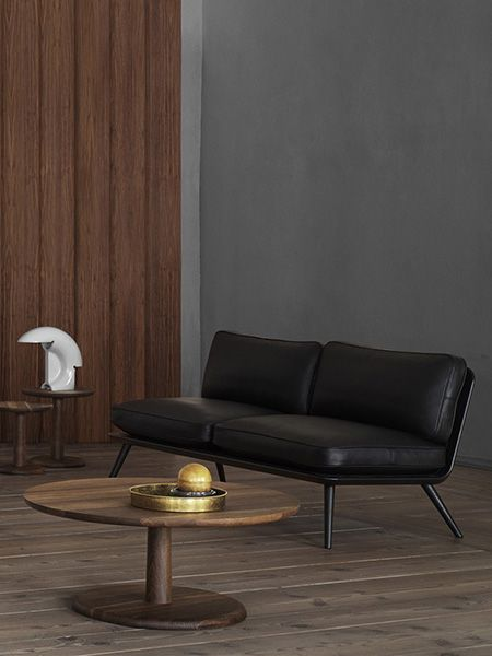 Banquette Spine Lounge Design Scandinave Canape Fredericia Meuble Design Lounge Mobilier De Salon