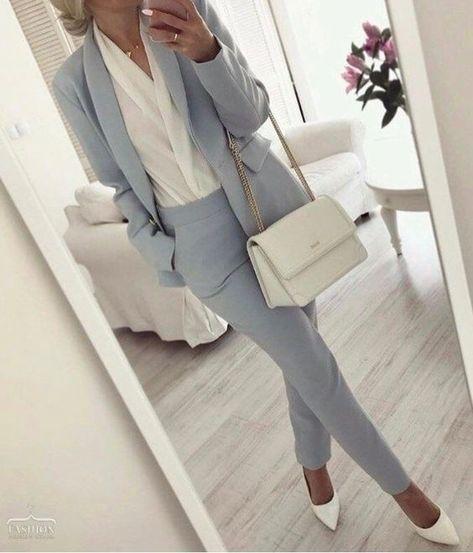 8a72346c7b1cd Outfits de oficina que vas a querer usar aunque no tengas trabajo