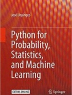 Python for Probability, Statistics, and Machine Learning PDF