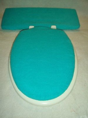 Other Handcrafted Home Accents 160657 Turquoise Aqua Blue Fleece