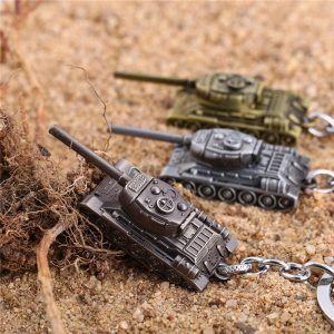3D World of Tanks Key Chain-10