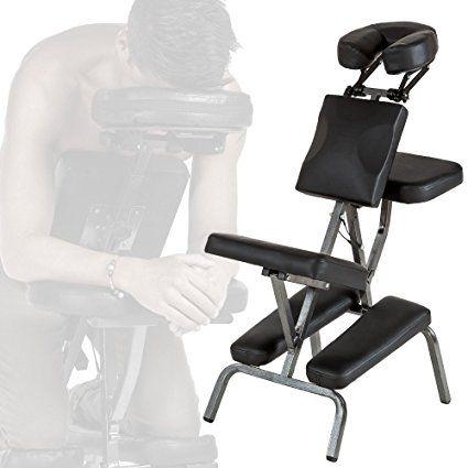 Chaise de Massage pliante & accessoires | Chaise, Massage et