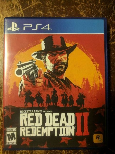 Gaming Pinwire Red Dead Redemption 2 Standard Edition Ps4