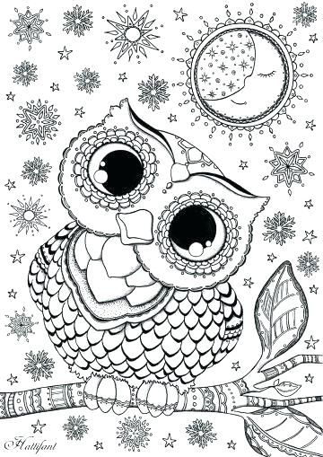 Freebie Owl Coloring Page Owl Coloring Pages Coloring Books