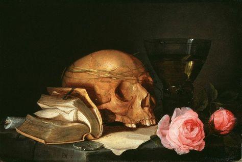 vanitas schilderijen