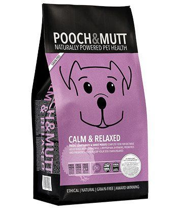 Calm And Relaxed Grain Free Grain Free Dog Food Dry Dog Food