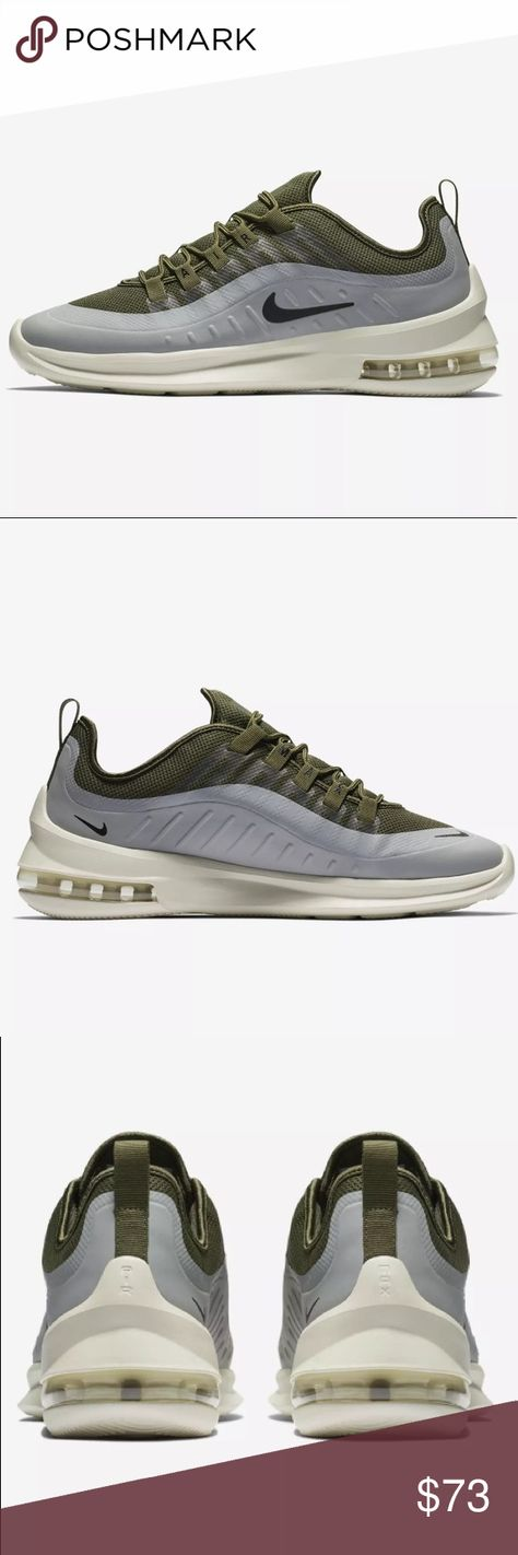 nike air max axis olive