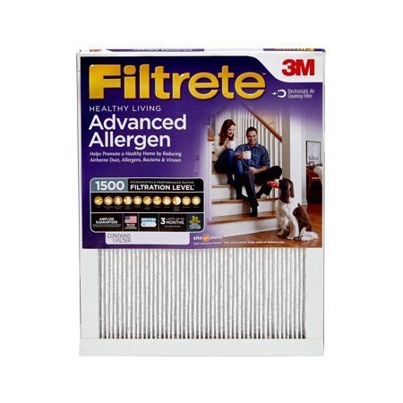 Allergy Reduction Hvac Filter