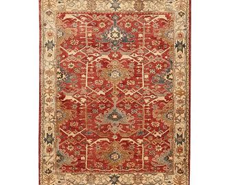 Trendscarpet On Etsy Wool Area Rugs Rugs On Carpet Rugs