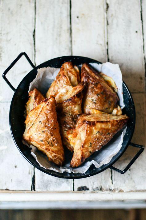 Kabocha  Havarti Pockets. #thanksgiving #food #recipes #thanksgivingrecipes #appetizers #thanskgivingappetizers