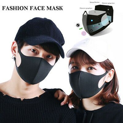 Details About 1 5 10pcs Reusable Face Mouth Dust Haze Filter Pm2 5 Pollution Air Purifying In 2020 Mask Guy Funny Mask Dust Mask