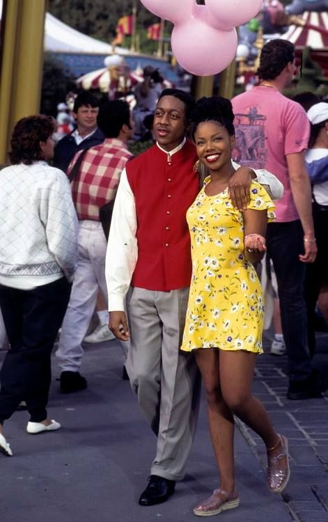 Stephan & Laura of FAMILY MATTERS (90's) | .:: Black SO Beautiful ...