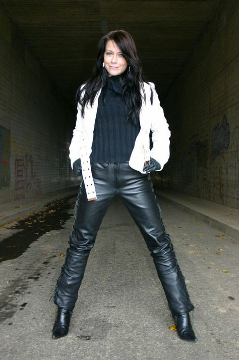 Leather, PVC, Plastic. 21+ only. Please check out my Archive.