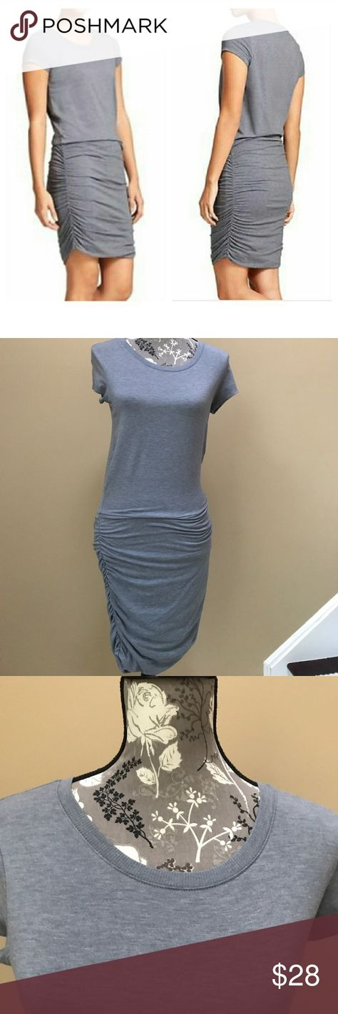 0ac996bb5c3 Athleta Topanga Tee Shirt Dress Super cute Athleta Topanga Tee Shirt Dress  size XS. Gray