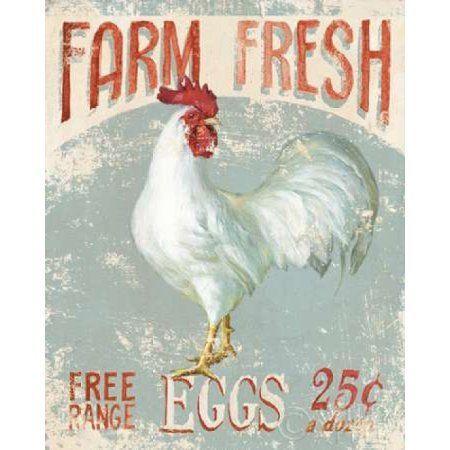 Farm Nostalgia III Canvas Art - Danhui Nai (24 x 30)