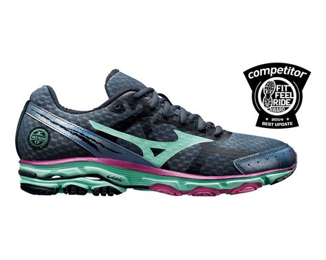 Wave Rider 17   Triathlon running shoes