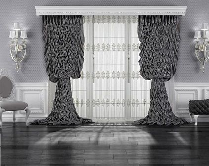 50 Latest Best Curtain Designs With Pictures Trending In 2020