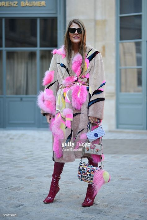 When it comes to owning the street-style scene during fashion month, there's no one who outshines Anna Dello Russo. Known for her inventive outfits and penchant for color and prints, the esteemed editor and stylist remains the poster child for bold,…
