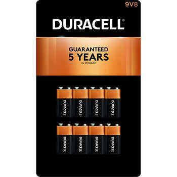 Easyon Gutterguard 5 Version 24 Duracell Duracell 9v Alkaline Battery