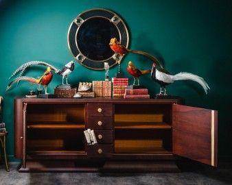 Buffet Art Deco 1940 Objet Deco Vintage Decoration Interieure Deco Vintage