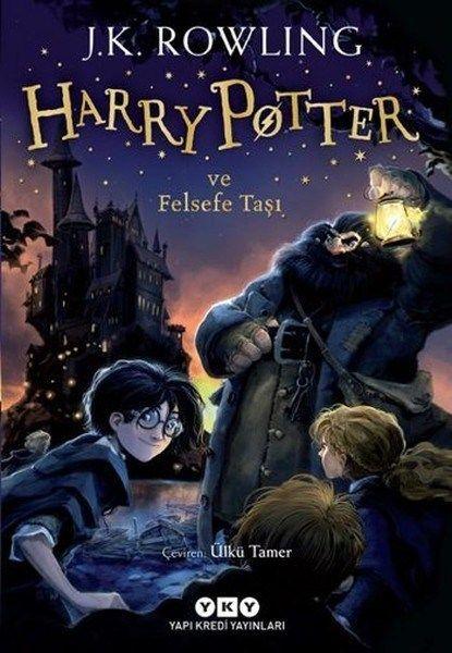 Harry Potter Ve Felsefe Tasi J K Rowling Harry Potter Harry Potter Kitaplari Kitap