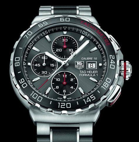 tag caliper automatics | Thread: TAG Heuer Formula 1 Calibre 16 Automatic Chronograph Watches