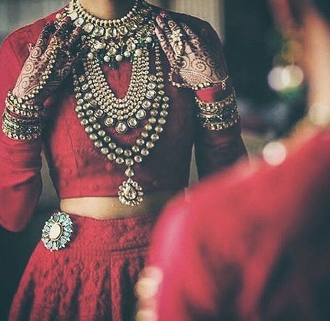 I am obsessed with Indian Bridal