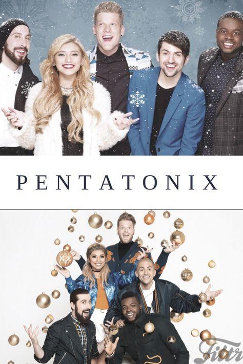 Pentatonix Christmas Songs.Pinterest