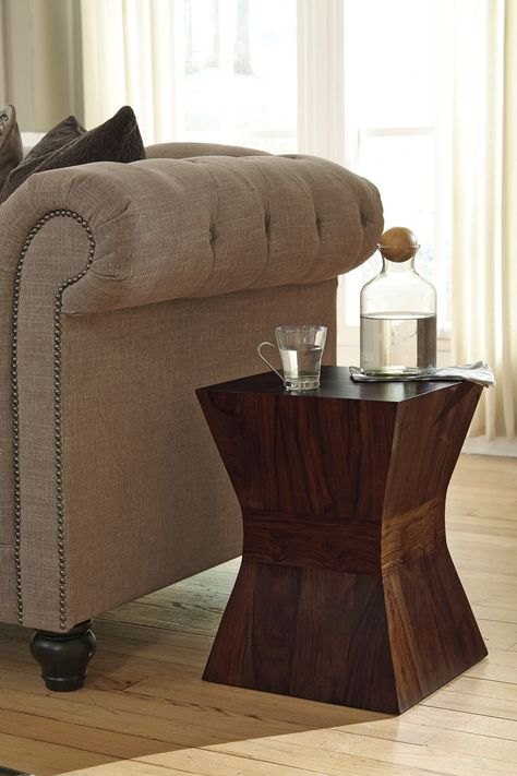 Holiferm Chairside End Table Ashley Home Gallery Stores